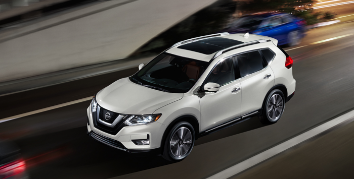 As Nissan Dealers, Weu0027re Excited To Tell You That The 2017 Nissan Rogue:  Rogue One Star Wars Limited Edition Made Its Global Debut At The Los Angeles  Auto ...