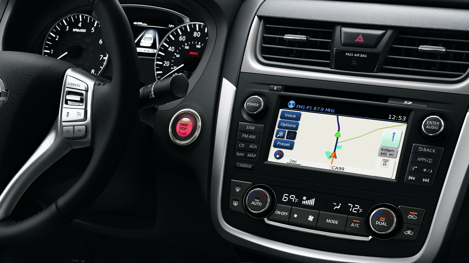 Upgrade Your Driving Experience With Nissan Connect Peruzzi Nissan